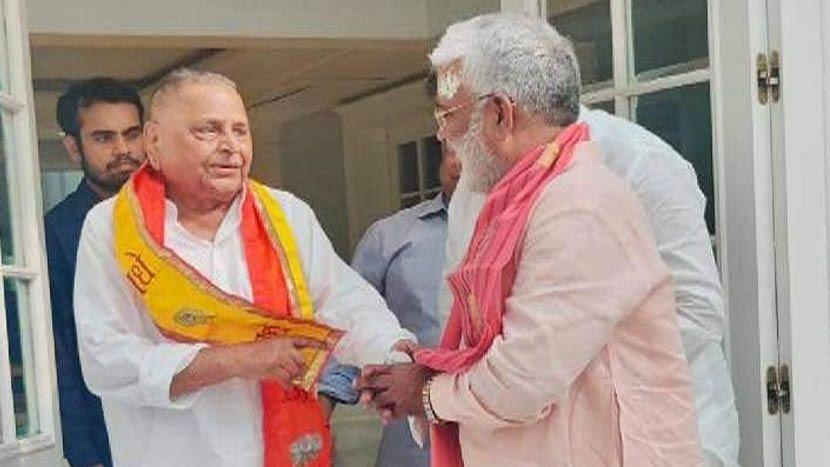 Uttar Pradesh: মূলায়ম সিং যাদবের সঙ্গে সাক্ষাৎ BJP রাজ্য সভাপতির - রাজনৈতিক মহলে জল্পনা