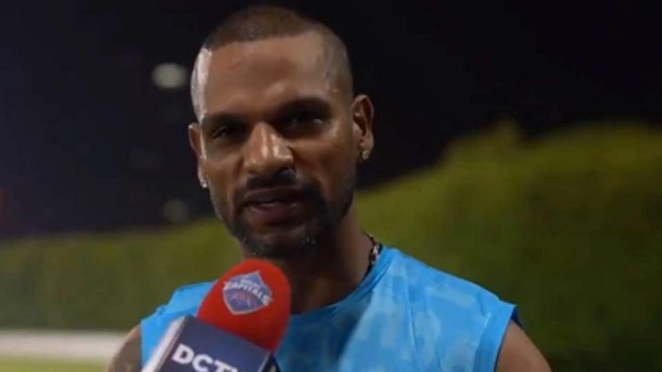 IPL: জোড়া ধাক্কা সরিয়ে প্র্যাকটিসে শিখর ধাওয়ান