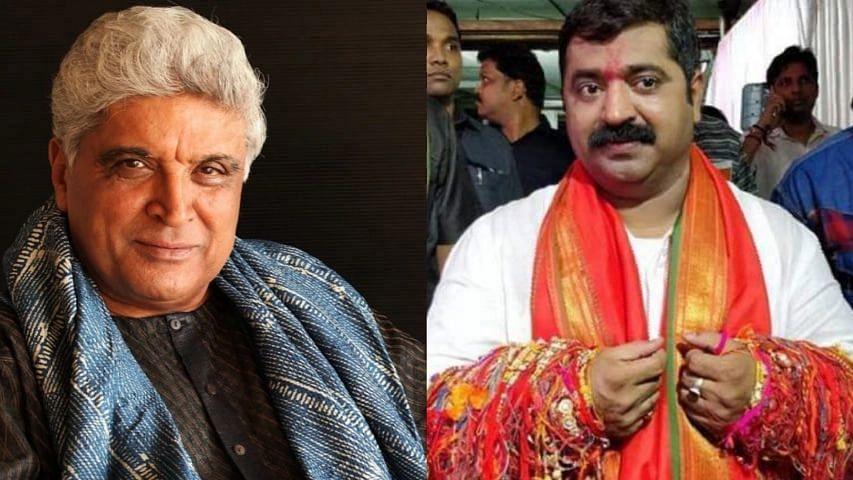 সঙ্ঘের কাছে ক্ষমা না চাইলে ওঁর কোনো সিনেমা চলতে দেব না, জাভেদ আখতারকে হুঁশিয়ারি BJP MLA-র