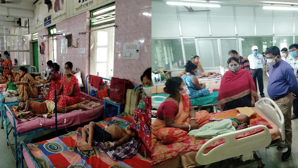 North Bengal: অজানা জ্বরে মৃত ৩ শিশু, সরকারি নথি অনুযায়ী ৫০০-র বেশি শিশু আক্রান্ত