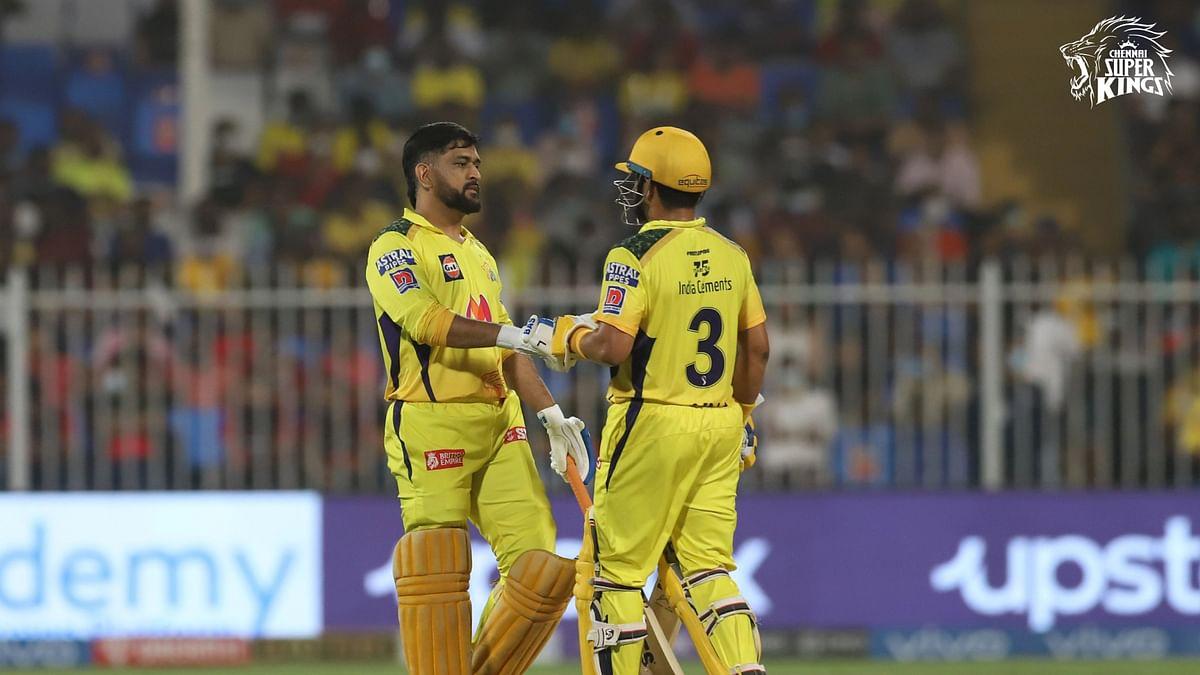 IPL 2021: ব্যাঙ্গালোরের বিরুদ্ধে ৬ উইকেটে জয়, লীগ টেবিলের শীর্ষে ধোনির চেন্নাই সুপার কিংস