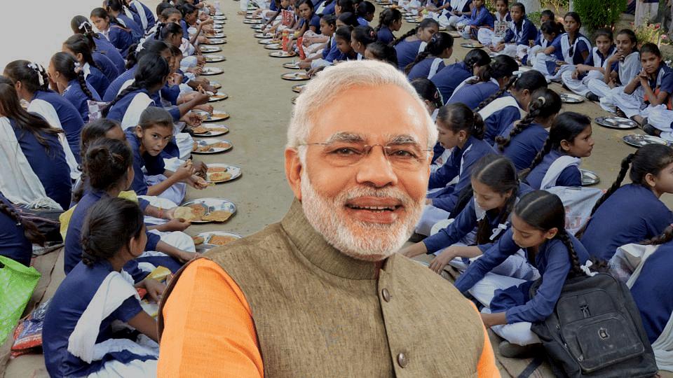 UPA আমলের 'মিড ডে মিল' প্রকল্পের নাম বদলে হল 'প্রধানমন্ত্রী পোষণ স্কিম'