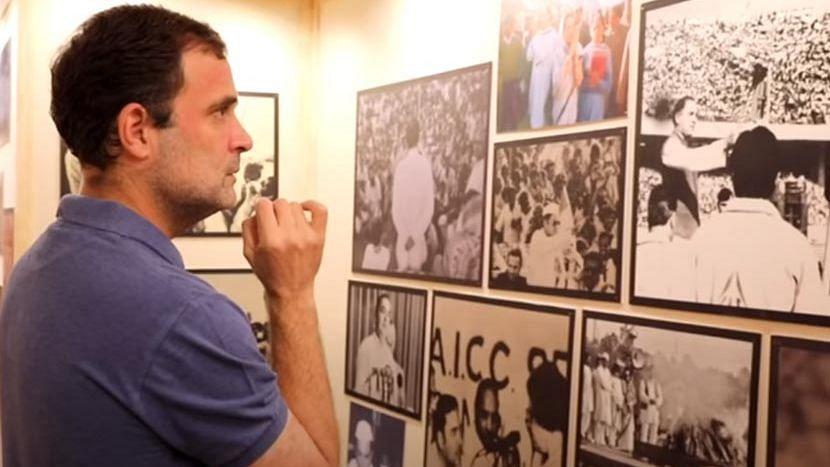 সোশ্যাল মিডিয়ার যুগে মানুষের কণ্ঠস্বর চাপা পড়ে যাচ্ছে - রাহুল গান্ধী
