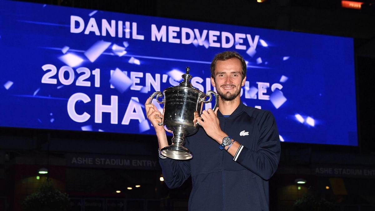 US Open: ইতিহাস গড়তে নামা জকোভিচকে স্ট্রেট সেটে হারিয়ে প্রথম গ্র্যান্ড স্ল্যাম জয় দানিয়েলের
