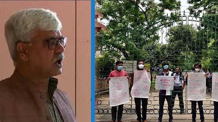 Visva-Bharati: আদালতের নির্দেশ সত্ত্বেও এখনও মেলেনি ক্লাস করার অনুমতি - ক্ষোভে ফুঁসছে SFI