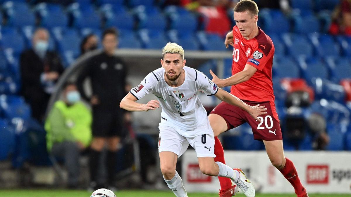 World Cup: বাছাই পর্বের ম্যাচে সুইজারল্যান্ডের বিরুদ্ধে ড্র করেও নতুন ইতিহাস ইতালির