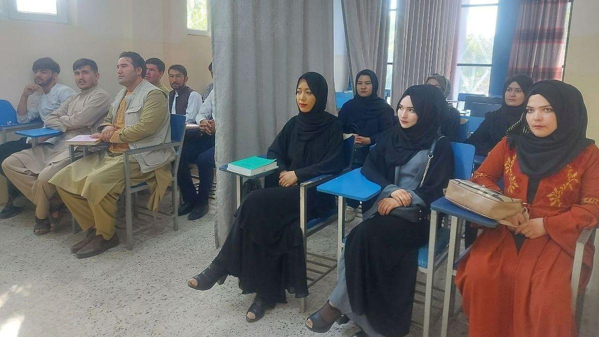 Afghanistan: কাবুল বিশ্ববিদ্যালয়ে প্রবেশ নিষেধ মহিলাদের, নিষেধাজ্ঞা জারি নতুন উপাচার্যের