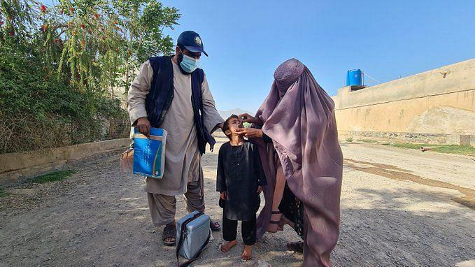 Afghanistan: তালিবানি সম্মতিতে ৮ নভেম্বর থেকে শুরু হচ্ছে পোলিও টিকা অভিযান - ঘোষণা ইউনিসেফ-এর