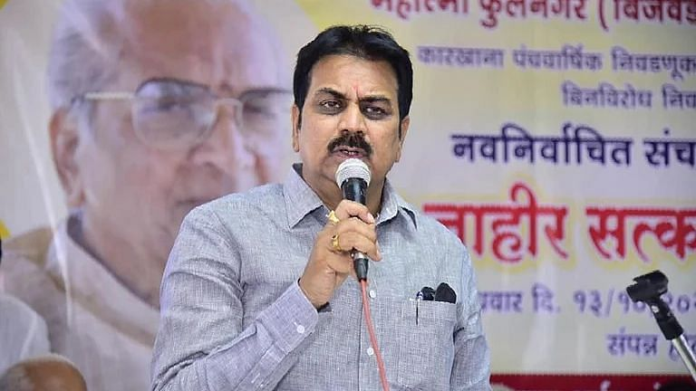 Maharashtra: BJP-তে যোগ দেবার পর আরামে ঘুমাই, কোনো তদন্ত নেই আমার বিরুদ্ধে: প্রাক্তন কংগ্রেস নেতা