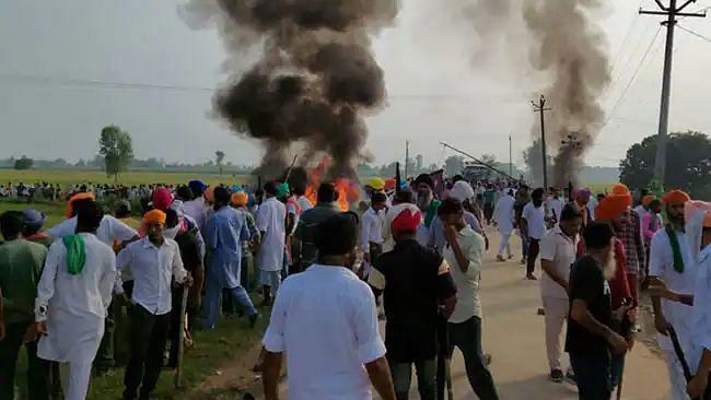 লখিমপুর কান্ডের প্রতিবাদে রেল রোকো, মহাপঞ্চায়েত সহ একগুচ্ছ কর্মসূচি SKM-এর, চাপে BJP