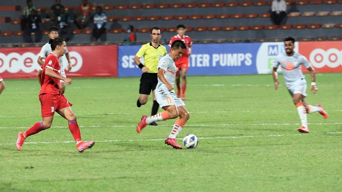 SAFF Championship: সুনীল ছেত্রীর একমাত্র গোলে নেপালের বিরুদ্ধে জয় ভারতের