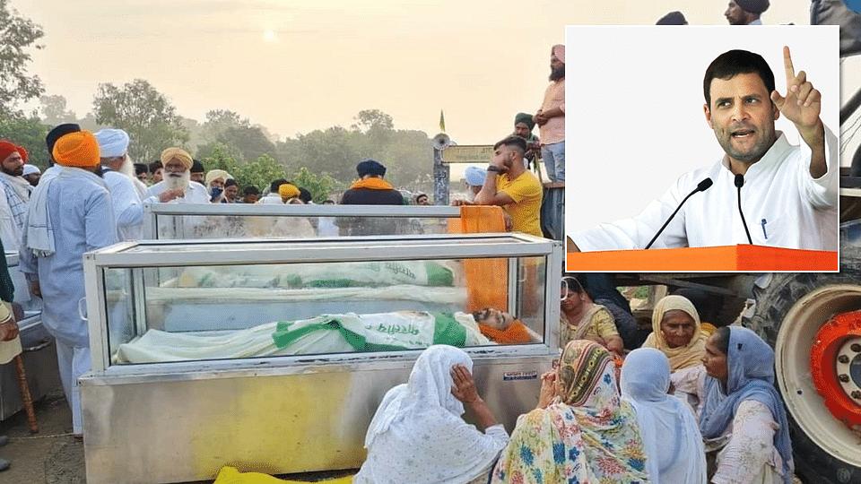 Lakhimpur Kheri: প্রশাসনের অনুমতি ছাড়াই নিহতদের পরিবারের সঙ্গে দেখা করতে যাবেন রাহুল