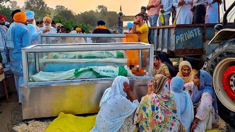 Lakhimpur Kheri: কৃষক হত্যার ঘটনায় হস্তক্ষেপ সুপ্রিম কোর্টের, প্রধান বিচারপতির নেতৃত্বে আজ শুনানি