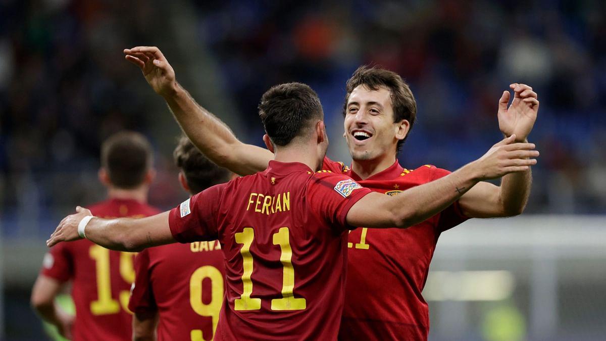 UEFA Nations League: EURO সেমিফাইনালের বদলা! আজ্জুরিদের বিজয়রথ থামিয়ে নেশনস লীগের ফাইনালে স্পেন