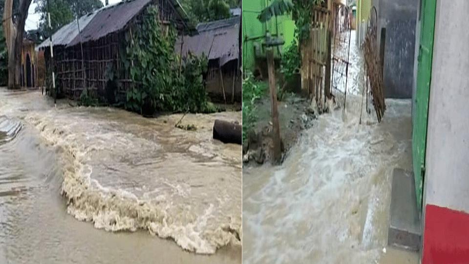 Video: ভয়াবহ পরিস্থিতি, DVC-র জলে প্লাবিত আরামবাগ-হাওড়া-মেদিনীপুর, হু-হু করে জল ঢুকছে এলাকায়