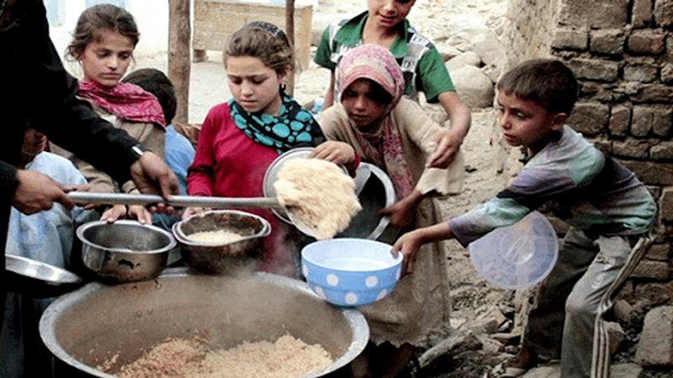 আফগানিস্তানে নভেম্বর মাস থেকেই চরম খাদ্য সংকটে পড়তে চলেছেন ২২.৮ মিলিয়ন মানুষ - রিপোর্ট