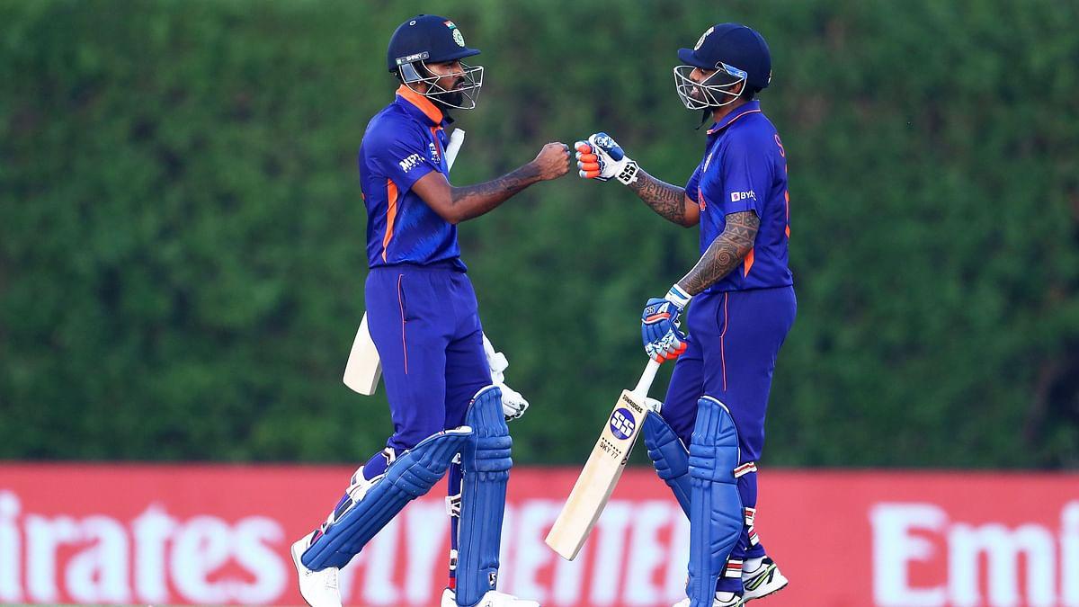 T20 WC 2021: ওয়ার্ম আপ ম্যাচে দুরন্ত ছন্দে রোহিত-রাহুল-সূর্যকুমাররা, অজিদের বিরুদ্ধে সহজ জয় ভারতের