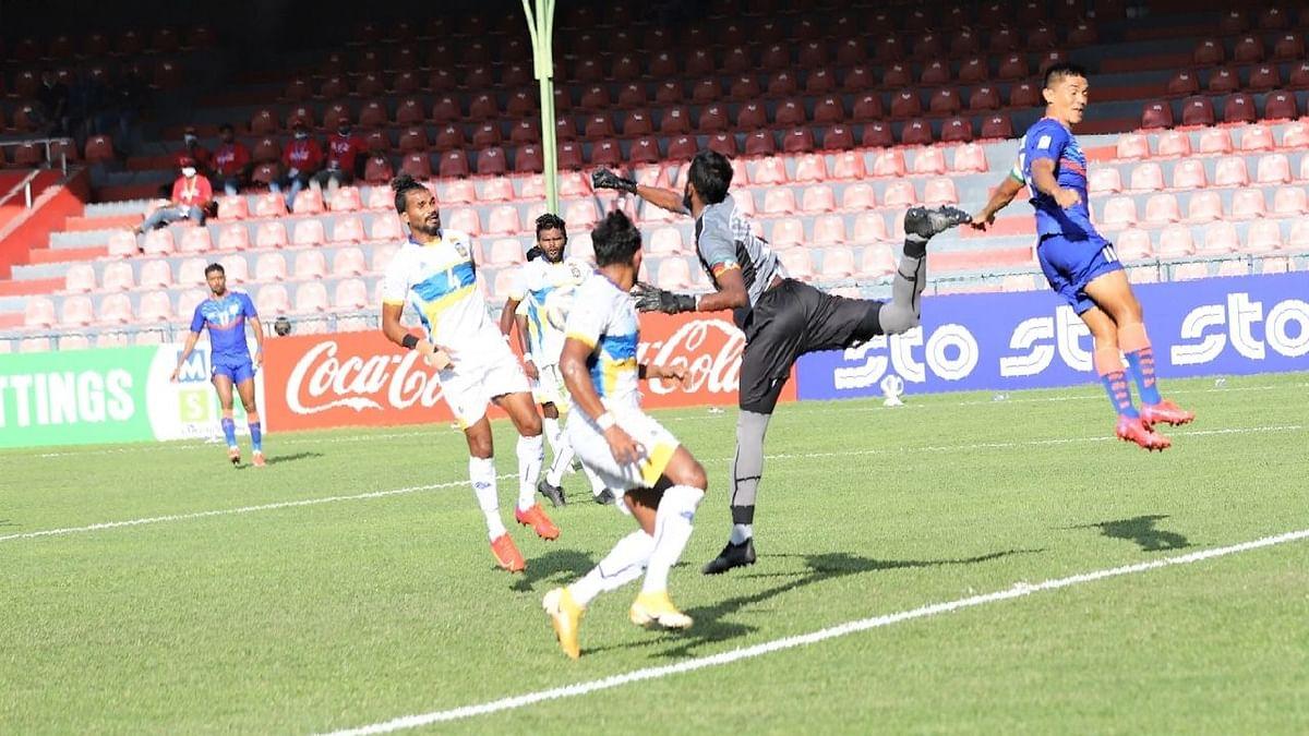 SAFF Championship 2021: বাংলাদেশের পর শ্রীলঙ্কার বিরুদ্ধেও পয়েন্ট খোয়ালেন সুনীল ছেত্রীরা