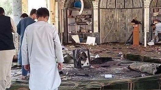 Afghanistan: কুন্দুজের মসজিদে আত্মঘাতী বোমা হামলা - নিহত কমপক্ষে ৫০, আহত বহু