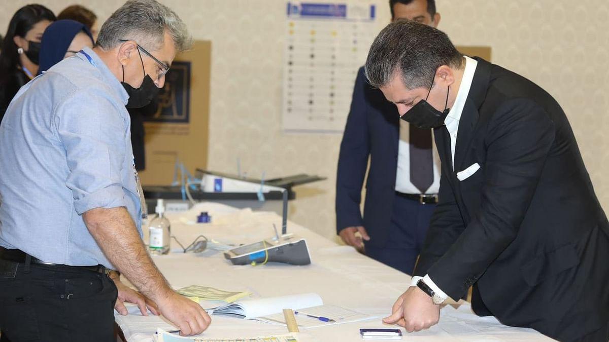 Iraq: ৩২৯ আসনের সংসদের জন্য চলছে ভোটগ্রহণ, ফলাফল সোমবার