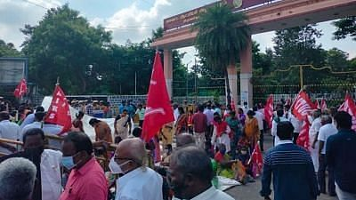 Tamilnadu: হিন্দুস্তান মোটরের ছাঁটাই শ্রমিকদের আন্দোলন - জেলাশাসকের হস্তক্ষেপে সাময়িক প্রত্যাহার