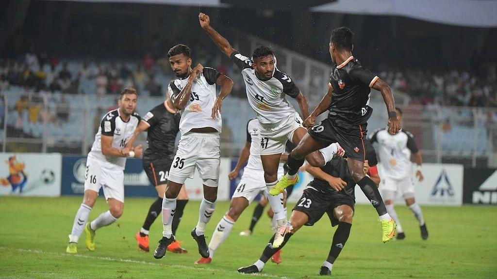 Durand Cup 2021: মহামেডানের খেতাব জয়ের স্বপ্ন ভেঙে দিলেন এফ সি গোয়ার এডু বেডিয়া