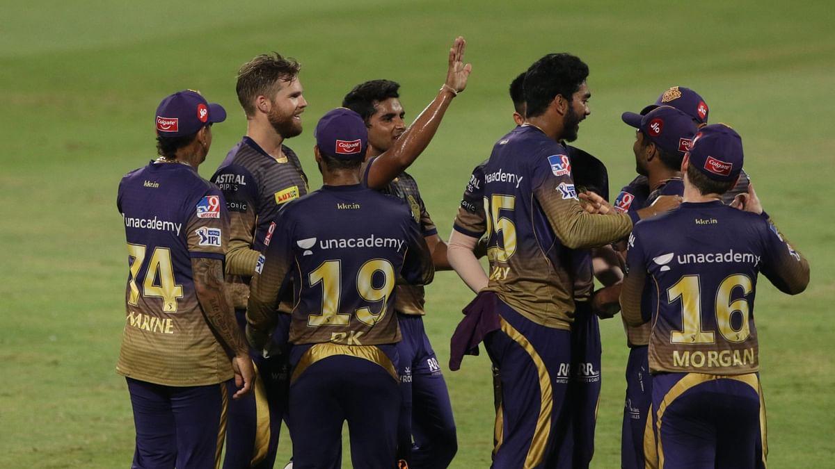 IPL 2021: প্লে অফের দিকে অনেকটাই এগিয়ে কলকাতা নাইট রাইডার্স