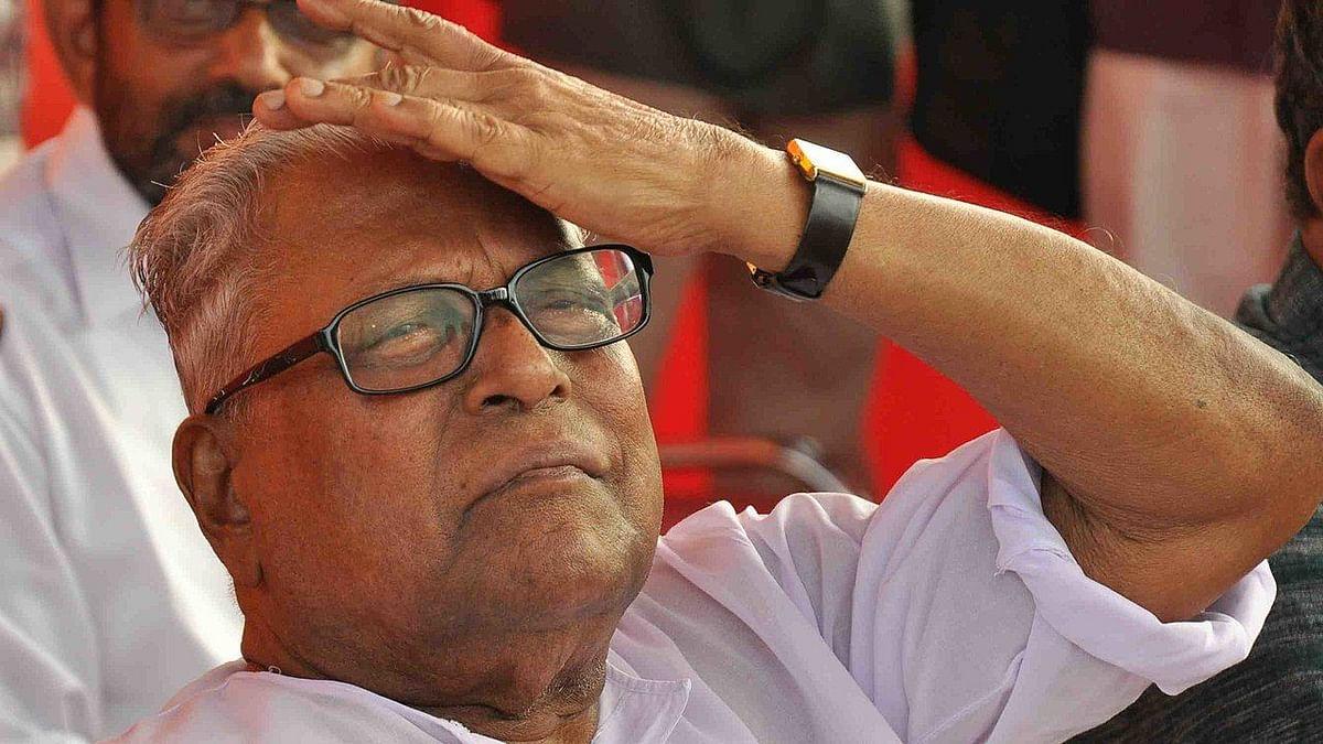 Kerala: ৯৮ বছরে পা দিলেন প্রবীণ সিপিআই(এম) নেতা ভি এস অচ্যুতানন্দন