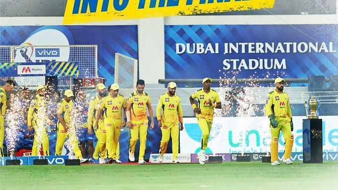 IPL: দিল্লিকে হারিয়ে শেষ হাসি মহেন্দ্র সিং ধোনির চেন্নাইয়ের