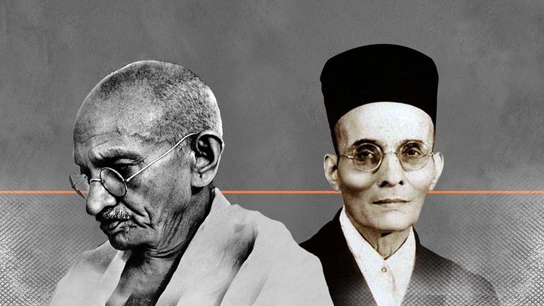 মহাত্মা গান্ধীর পরামর্শেই ব্রিটিশদের কাছে মুচলেকা দিয়েছিলেন সাভারকার: রাজনাথ সিং