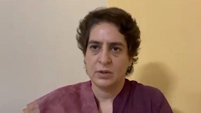 Lakhimpur Kheri: দেশকে বলুন মন্ত্রী এখনও বরখাস্ত নয় কেন? - প্রধানমন্ত্রীকে প্রশ্ন প্রিয়াঙ্কার