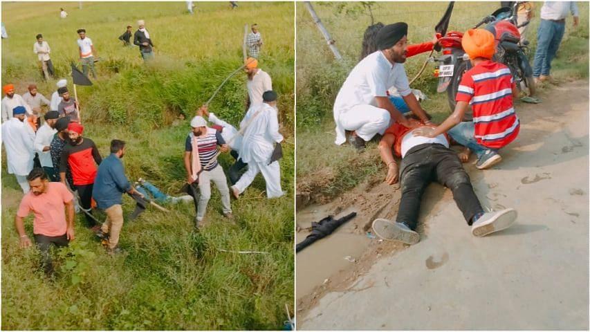 Uttar Pradesh: বিক্ষোভরত কৃষকদের পিষে দিল মন্ত্রীর কনভয়ের গাড়ি, মৃত ২, গুরুতর আহত বহু