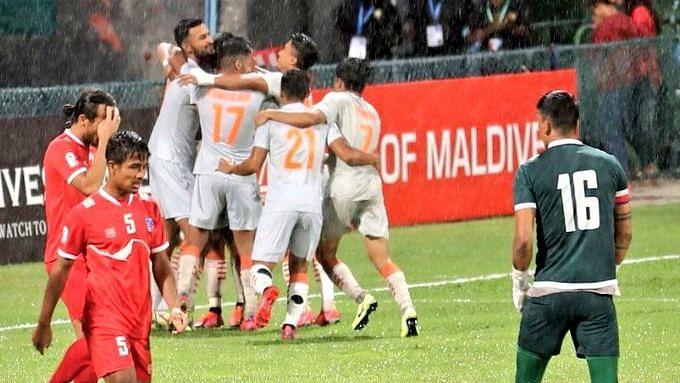 SAFF Championship: নেপালকে ৩-০ গোলে হারিয়ে ভারতের খেতাব জয়, মেসিকে ছুঁলেন ছেত্রী