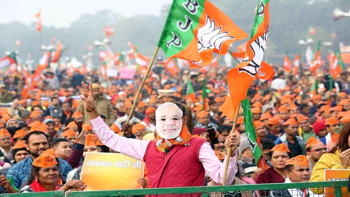 TN Local Body Polls: BJP প্রার্থী পেয়েছেন মাত্র একটি ভোট, ট্যুইটারে ট্রেন্ডিং #Single_Vote_BJP
