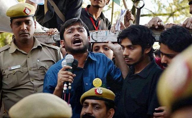 JNU नारेबाजी मामला : कन्हैया कुमार के खिलाफ चलेगा राजद्रोह का केस, दिल्ली सरकार ने दी मंजूरी