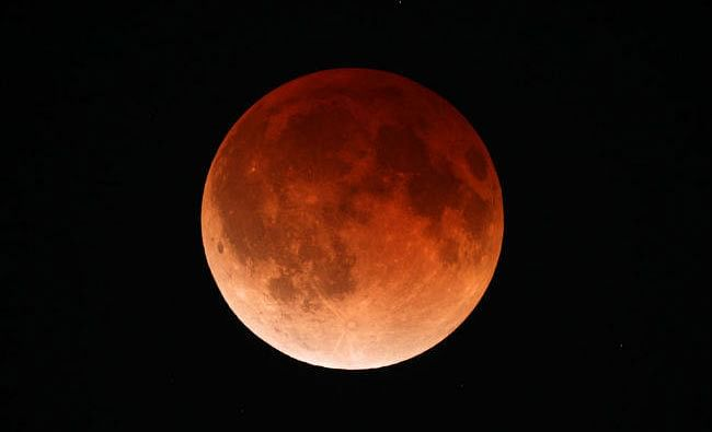 चंद्रग्रहण आज, सूतक काल शाम 6:05 बजे तक