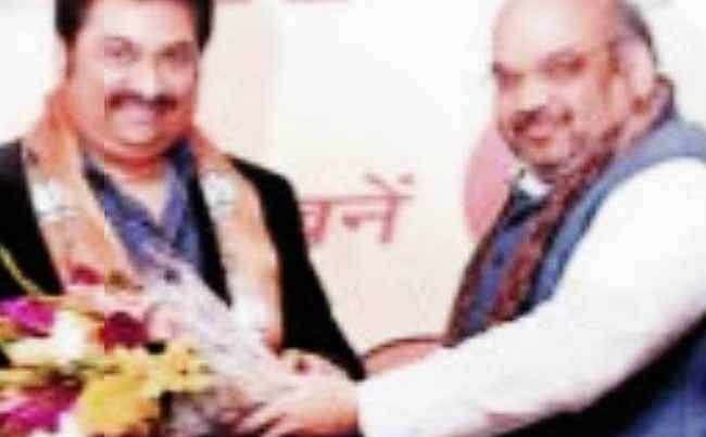 कुमार सानू भाजपा में शामिल
