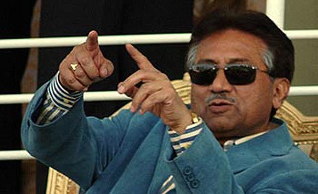मुशर्रफ ने अपने उपर लगे यात्रा प्रतिबंध को हटाने की मांग की