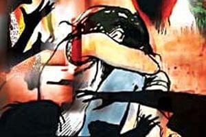 ससुर ने विधवा बहू से किया बलात्कार,पत्थर से मारकर की हत्या
