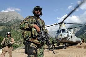 पाकिस्तानी सेना ने तालिबानी शहर में बमबारी की