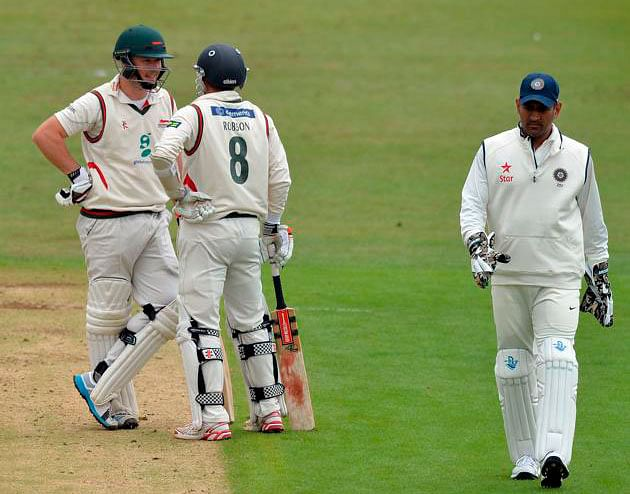 दूसरे अभ्यास मैच में भारत ने डर्बीशर को पांच विकेट से हराया