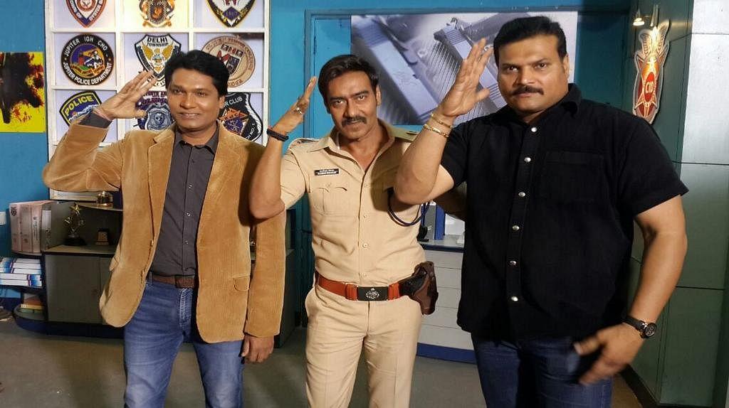 ''सिंघम'' ने उड़ा दिये हॉलीवुड के होश