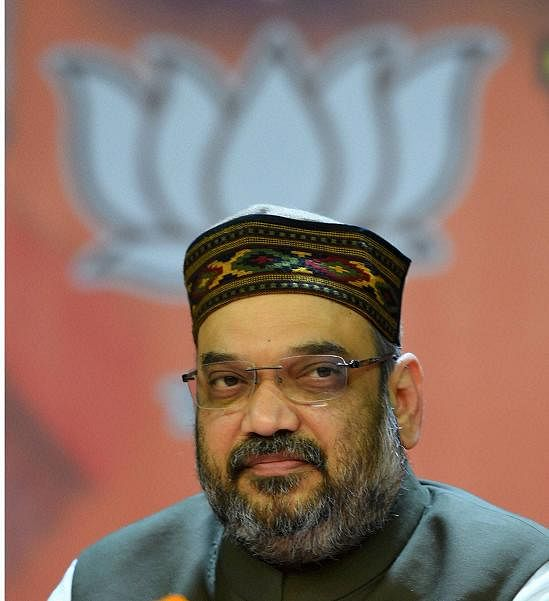 भारत से बातचीत के पहले अलगाववादियों से पाक की वार्ता कोई नई बात नहीं : शाह