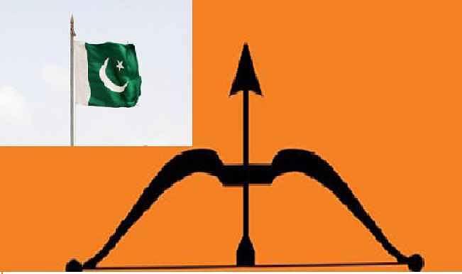पाकिस्तानी मीडिया की सुर्खियों में शिवसेना