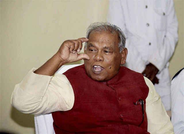वी के सिंह के खिलाफ कार्रवाई करें PM मोदी : मांझी
