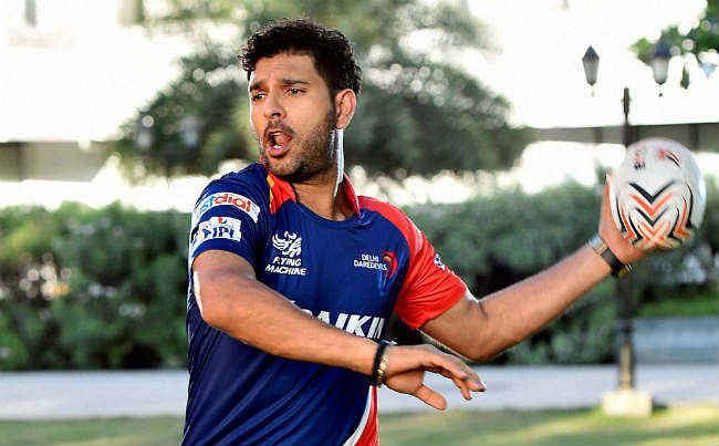 हरभजन के रिसेप्शन के लिए ''युवी'' ने छोड़ा रणजी का मैच