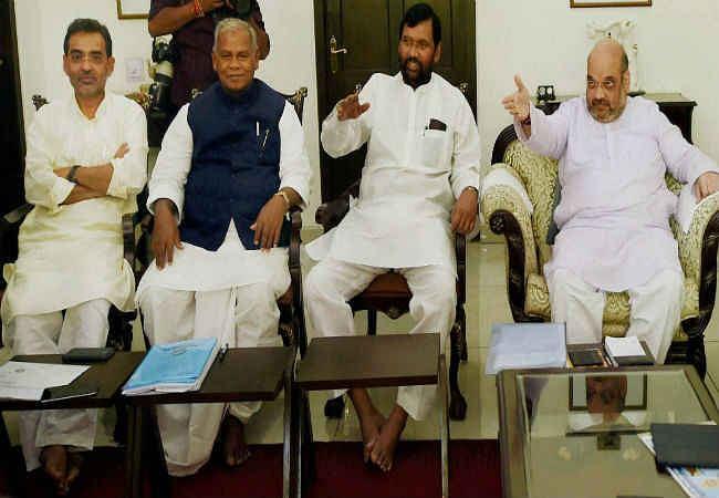 एनडीटीवी- हंसा रिसर्च का अनुमान : बिहार में बनेगी एनडीए की सरकार