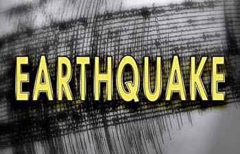 मिजोरम, अंडमान-निकोबार द्वीप समूह में लगे भूकंप के लगे 8 झटके