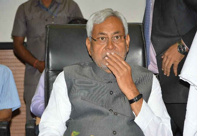 जदयू का चुनाव चिह्न बदलने का हो रहा है प्रयास : नीतीश