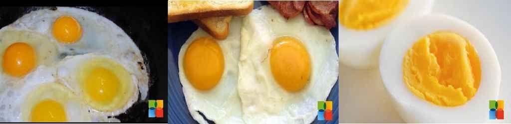 क्यों खाना चाहिए अंडे का पीला भाग?